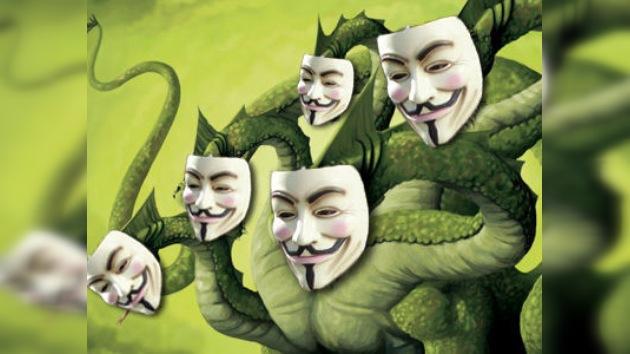 Anonymous impávido ante el proceso contra sus miembros