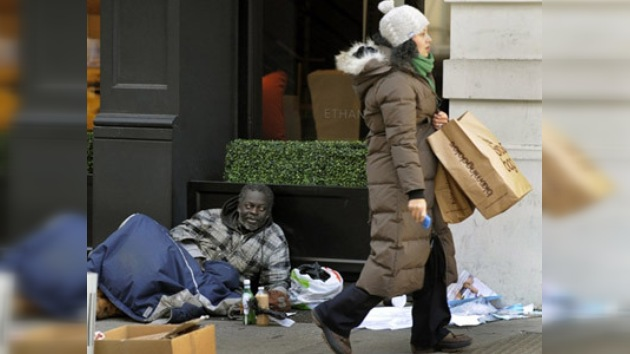 ¿Cómo es vivir sin hogar?