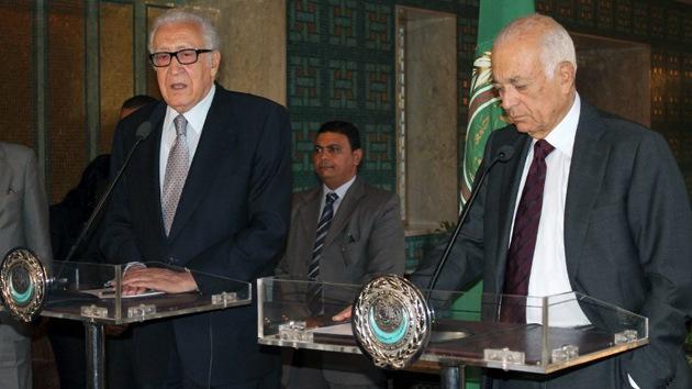La conferencia Ginebra 2  sobre Siria podría celebrarse el día 23 de noviembre