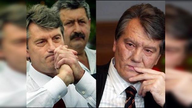 Víctor Yúschenko no fue envenenado