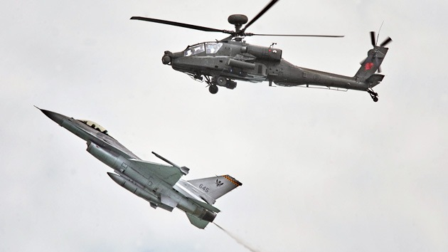 EE. UU. supera cifra histórica de exportación de armamento