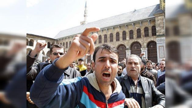 """""""La iniciativa siria de la Liga Árabe no debe ser un ultimátum"""""""