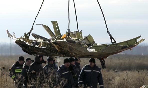 """Moscú: Algunos restos del avión no """"presentan interés"""" para la investigación de los Países Bajos"""