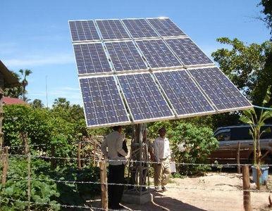 Paneles solares para llevar internet a las escuelas latinoamericanas sin electricidad