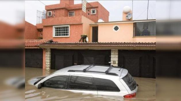 Inundaciones en México ya han cobrado 28 vidas
