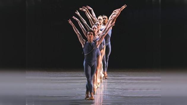 Los bailarines rusos afilan hasta la agudeza su sentimiento musical