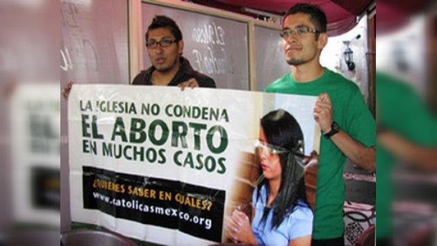 Organizaciones mexicanas lanzan una campaña en pro del aborto
