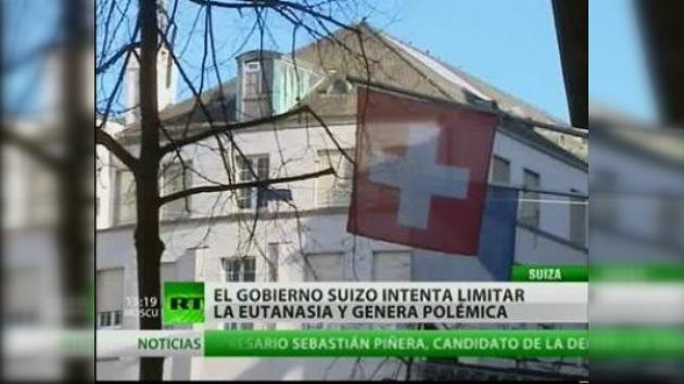 El Gobierno suizo planea limitar la eutanasia