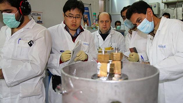 "Irán ha desarrollado centrifugadoras para enriquecer uranio ""15 veces más potentes"""