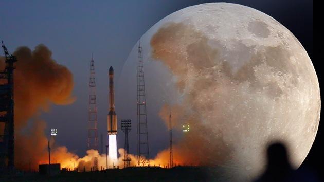 La Luna: primera parada de Rusia en la colonización del sistema solar