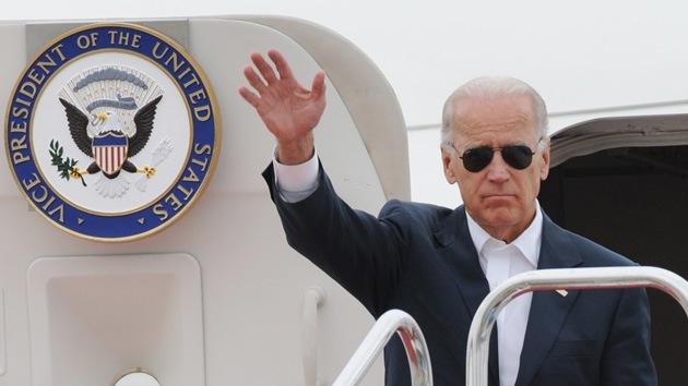 """Joe Biden llama a los cadetes de la Fuerza Aérea a crear un """"nuevo orden mundial"""""""