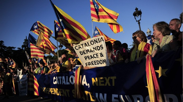 'ABC': Cataluña declarará unilateralmente su independencia el 23 de abril de 2015