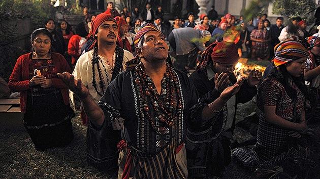 Guatemala despide el calendario maya