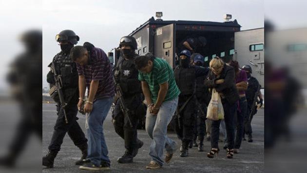 México: Detienen a miembros importantes del cártel Jalisco Nueva Generación