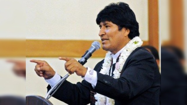 Evo Morales está seguro de que ganará la lucha por despenalizar el masticado de coca