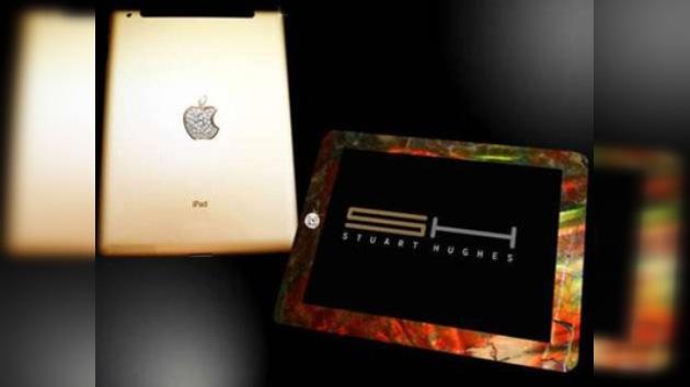 Presentaron un Ipad2 que cuesta US$8.000.000