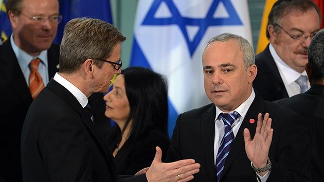 """Ministro de Inteligencia israelí: ''No hay que quitarle el pie de encima a Irán"""""""