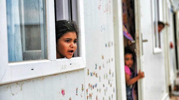 EE. UU. destinará 40 millones de dólares de ayuda humanitaria a los refugiados sirios