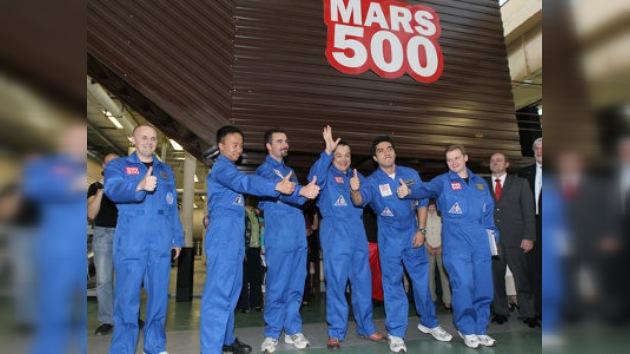 Un experimento sin precedentes recrea un vuelo a Marte