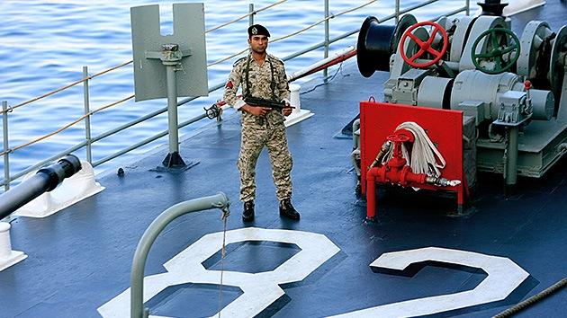 Irán abre una nueva base militar en el Estrecho de Ormuz