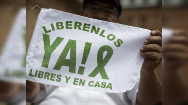 Las FARC revelan las identidades de los policías y militares que liberarán
