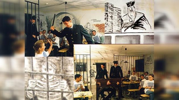"""Fiestas """"a la nazi"""" en excárcel alemana ofrecen sentirse un prisionero de guerra"""