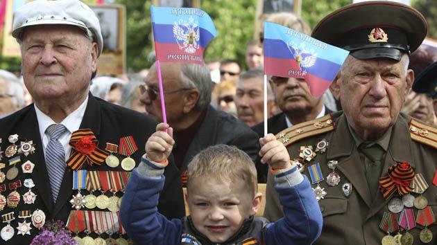 Lugansk va a pedir a la ONU que reconozca su independencia