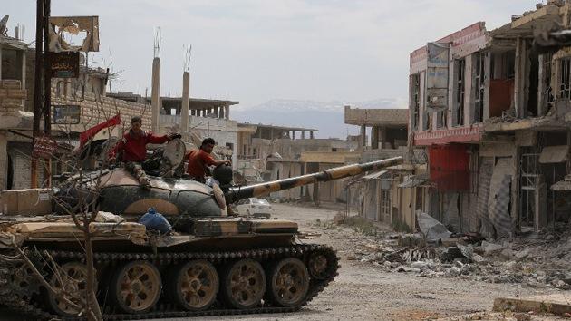 """Irán advierte de """"graves consecuencias"""" por la actitud de EE.UU. respecto a Siria"""