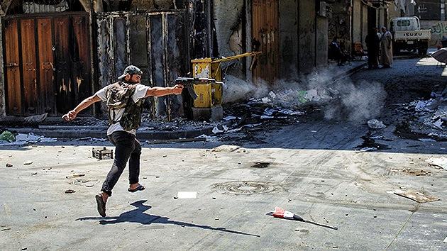 """Moscú: La situación en Siria es objeto de """"una guerra de propaganda"""" sucia"""