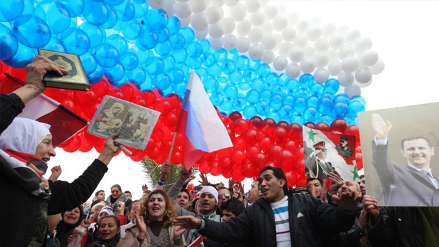"""""""La iniciativa de Putin ha salvado miles de vidas en Siria"""""""