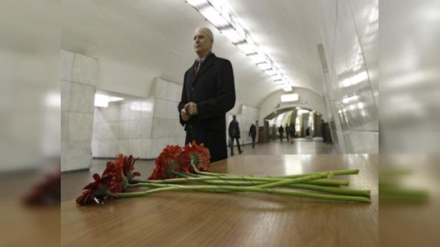 Reanudado el tráfico en el metro de Moscú