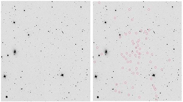 Una galaxia fósil puede revelar los secretos del universo temprano