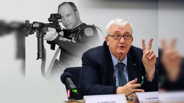 Asesino noruego obtiene apoyo inesperado de algunos eurodiputados