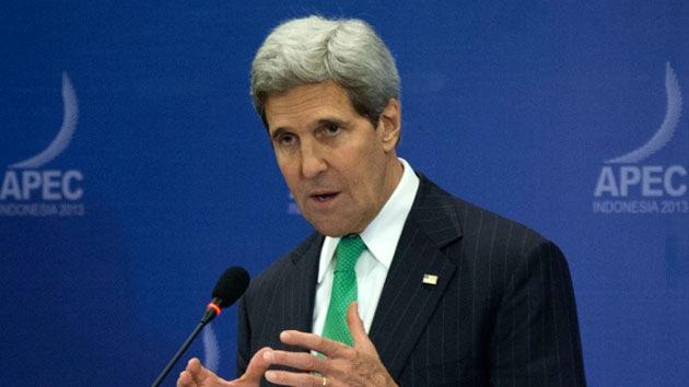 """Kerry: EE.UU. """"seguirá con sus operaciones contra el terrorismo en todo el mundo"""""""