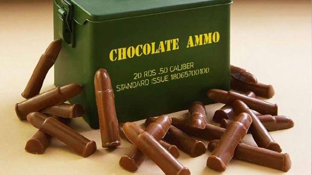 Iniciativa infantil: vicepresidente de EE.UU. 'aprueba' las balas de chocolate