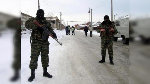 Identifican a los cinco extremistas abatidos durante una operación especial