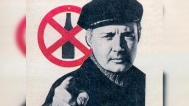 Alcohol, la causa de los males rusos