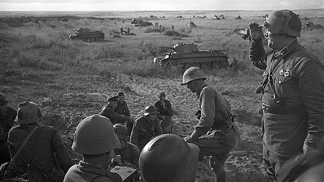Japón usó armas biológicas contra el Ejército Rojo en las batallas de Jaljin Gol en 1939