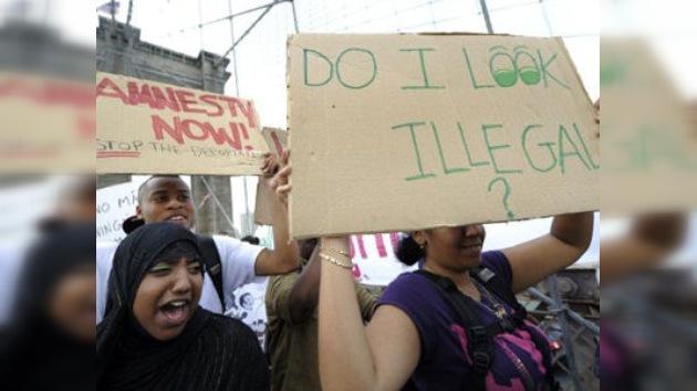 Arizona 'entrampa' a los sin papeles con un saco de leyes antimigratorias