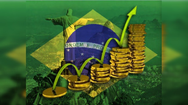 Economía brasileña registra su mayor crecimiento de los últimos 24 años