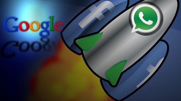 Segundo gran error de Google: la compra de WhatsApp por Facebook