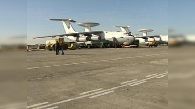 Nuevo avión de alerta temprana A-50: cuando las apariencias engañan