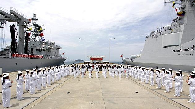 """General del Ejército chino: """"Si quieres paz, prepárate para la guerra"""""""