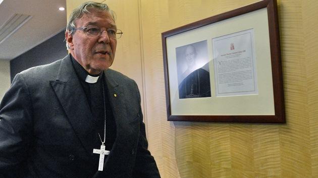 La Iglesia Católica de Australia admite casos de pederastia en el clero