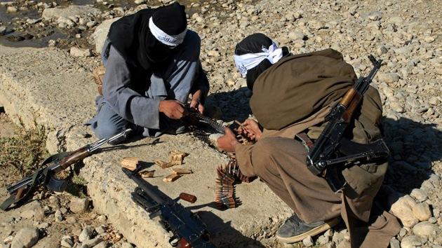 Cientos de talibanes paquistaníes se unen a los rebeldes sirios