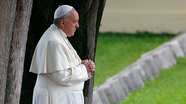 El papa Francisco denuncia la 'Tercera Guerra Mundial' que ocurre en el mundo