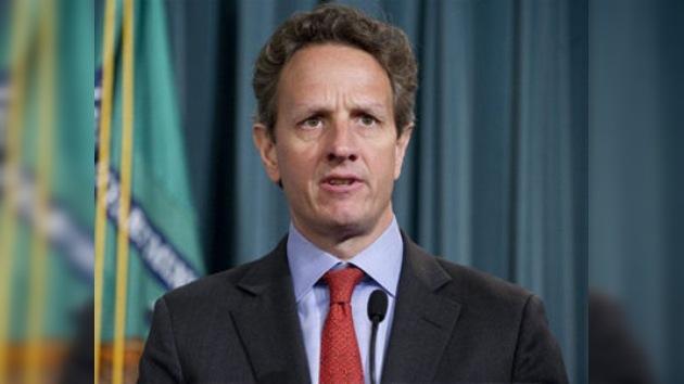 El Departamento del Tesoro suspende pagos para evitar una bancarrota soberana