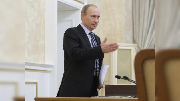 Putin aprobó fecha para censo nacional en 2010