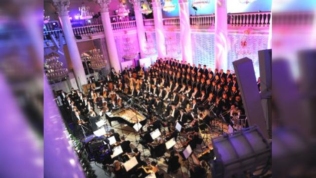 El V Festival de las Orquestas Sinfónicas del Mundo, on line