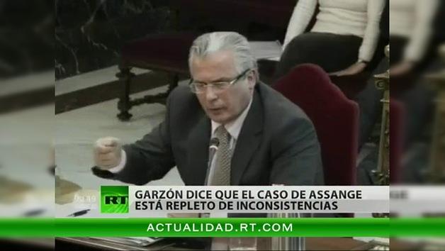 Baltasar Garzón: La causa contra Julian Assange es una clara injusticia